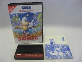 Sonic the Hedgehog (CIB)