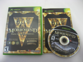 The Elder Scrolls III: Morrowind - Game of the Year Edition (NTSC)