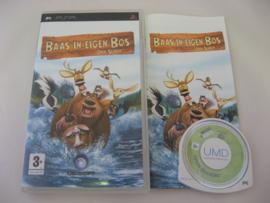 Baas in Eigen Bos - Open Season (PSP)