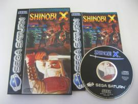 Shinobi X (PAL)