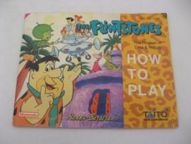 Flintstones - The Rescue of Dino & Hoppy *Manual* (FRA)