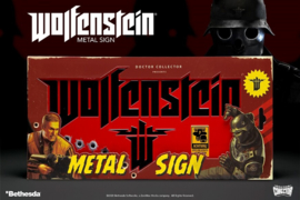 Wolfenstein: The New Colossus Metal Sign (New)