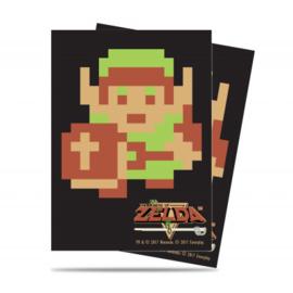 SLEEVES - Zelda 8-Bit Link (65) (New)