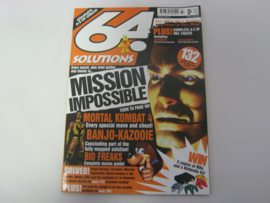 64 Solutions Magazine - Volume 07 (October 1998)