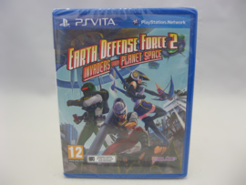 Earth Defense Force 2 - Invaders from Planet Space (PSV, Sealed)