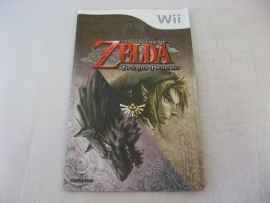 The Legend of Zelda: Twilight Princess *Manual* (HOL)