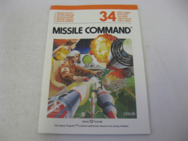 Missile Command *Manual*