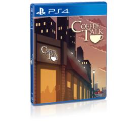 Coffee Talk (PS4, NEW)