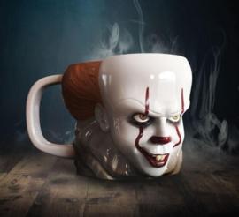 IT: Pennywise Shaped Mug (New)