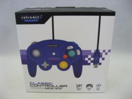Retro-Bit Classic Controller | GameCube (New)