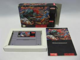 Street Fighter II (USA, CIB)
