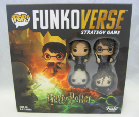 Funkoverse Strategy Game - Harry Potter | Board Game (New)