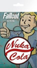 Fallout Nuka Cola Keychain (New)