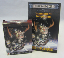 The Eye of Judgment: Biolith Godmaker Starter Deck