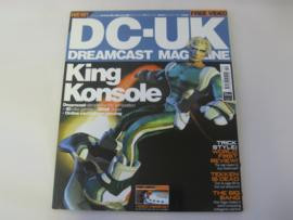 DC-UK Dreamcast Magazine - Issue 01 - September 1999
