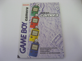 GameBoy Camera Instruction Booklet (FHEG)