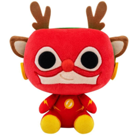 POP! Plush - DC Holiday: Rudolph Flash (New)
