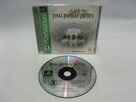 Final Fantasy Tactics - Greatest Hits - (USA)