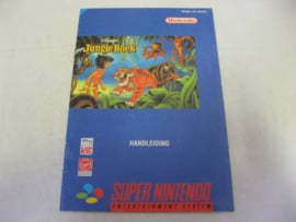 Disney's Jungle Boek *Manual* (HOL)
