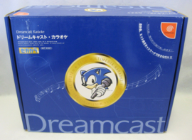 Original Dreamcast Karaoke Segakara Console Set (Boxed, JAP)