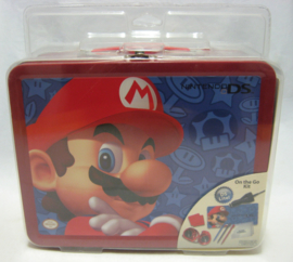 Nintendo DS Lite 'Super Mario Tin' Kit (New)