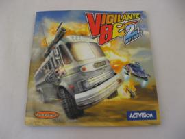 Vigilante 8 - 2nd Offense *Manual* (DC)