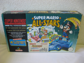 Super Nintendo Console 'Super Mario All Stars + Starwing' Set (Boxed)