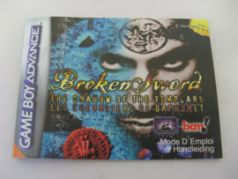 Broken Sword - The Shadow of the Templars *Manual* (FAH)