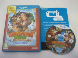 Donkey Kong Country Tropical Freeze (HOL) - Nintendo Selects -