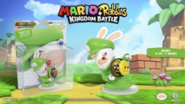 Mario + Rabbids Kingdom Battle - Luigi 3'' Figure (New)