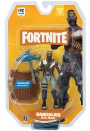 "Fortnite 4"" Action Figure - Bandolier (New)"