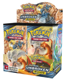 Pokémon TCG: Sun & Moon - Unbroken Bonds Booster Pack (1x Booster)