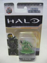 Halo - Nano Metalfigs: Master Chief - Die-Cast Metal (New)