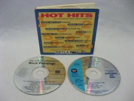 Hot Hits Adventurous New Music Sampler / Rock Paintings CD+G Sampler (PAL)