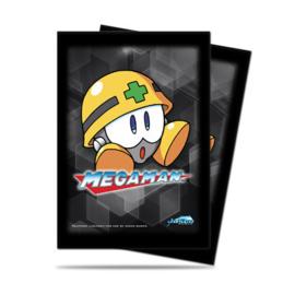 SLEEVES - Mega Man - Met (New)