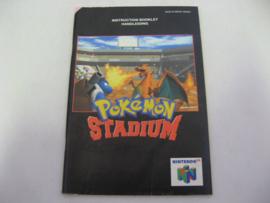 Pokemon Stadium *Manual* (NHAU)