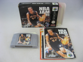NBA Jam 99 (EUR, CIB)