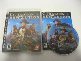 Civilization Revolution (PS3, USA)