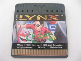 Chip's Challenge (Lynx, Ridged)