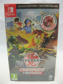 Bakugan: Champions of Vestroia - Deluxe Edition (EUR, Sealed)
