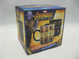 Avengers Infinity War - Heat Change Mug (New)