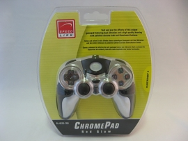 PS2 Controller - Chrome Pad (New)