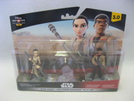 Disney Infinity 3.0 - Star Wars - The Force Awakens Play Set (New)