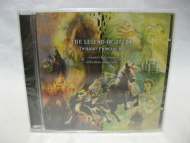 The Legend of Zelda: Twilight Princess HD - Sound Selection (CD, Sealed)