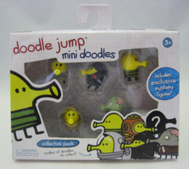 Doodle Jump Mini Doodles Collector Pack (New)