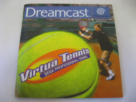 Virtua Tennis *Manual* (DC)