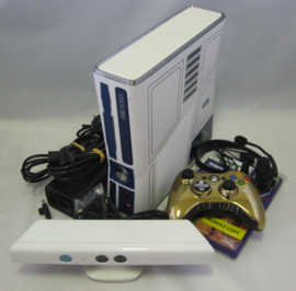 XBOX 360 S 'Star Wars Limited Edition' 320GB Console Set