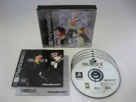 Final Fantasy VIII (USA)