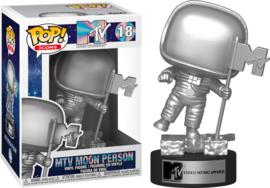 POP! MTV Moon Person - MTV (New)