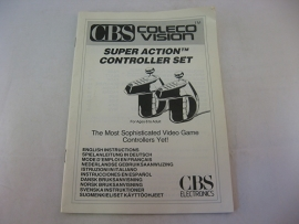 Super Action Controller Set *Manual* (CV)